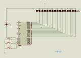 单片机PT2262/2272<font color='red'>无线遥控</font>解码器Proteus仿真程序315-433M