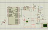 PIC16F877输出正弦波信号PROTEUS仿真及程序
