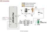PIC单片机的一个简单的SPI小程序