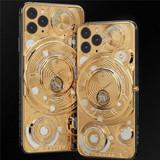 奢华定制版iPhone 11 Pro Max:背部竟加入500克黄金