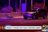 Uber自动驾驶撞人案细节 撞击前5.6秒发现行人 未正确识别