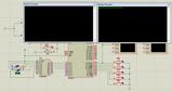 单片机按键&串口控制步进电机正反转调速含程序和仿真