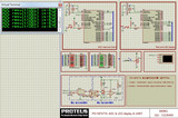 PIC16F877A单片机PPM调制的激光通信Proteus仿真及源程序