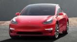 国产Model 3今日到店,预计明年1月份交付