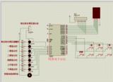 基于51单片机控制可上下楼的电梯proteus仿真及程序