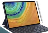 华为MatePad Pro正式发布,重新定义平板全面屏