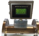 气体涡轮流量计的应用场合及工作原理