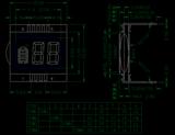 STM8L052C6T6液晶LCD驱动过程