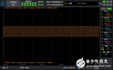 功率分析仪的录波功能测试电机上电瞬间的启动脉冲分析