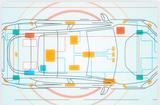 安波福推出智能汽车架构 可减少控制单元数量提供冗余降低成本