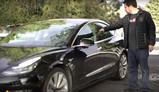 特斯拉车主设计一款戒指钥匙 可以打开Model 3汽车