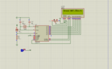 单片机自行车测速系统+源程序+proteus仿真