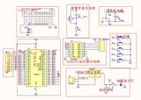 单片机+ULN2003A步进电机控制系统(正反转+加减速)