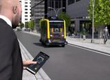 大陆研发人机交互整体解决方案 专为自动驾驶汽车设计