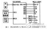 如何利用16位PIC18F458单片机实现LCD显示?