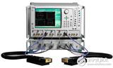 基于宽频率范围矢量网络分析仪分析评估及高速互联测试
