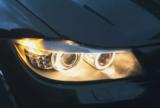 汽车大灯能当投影仪?让漂亮的图形映在路面