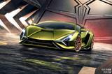 兰博基尼为全新混动超跑开发超级电容