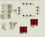 51单片机交通灯系统设计(流程框图+硬件+源码)