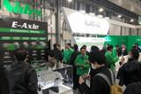 日本电产(Nidec)E-Axle系列又添新力量;200kW/50kW产品出炉