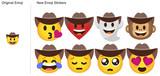 安卓版谷歌Gboard输入法提供了全新Emoji贴纸