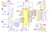单片机粮仓温湿度控制系统