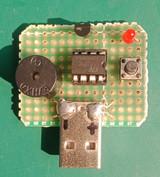 简易STC15F104E单片机定时报警器制作