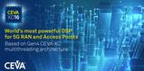 CEVA-XC架构第四代震撼出炉,可提供1,600 GOPS最高性能