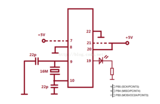 ATMega328P-PU芯片Arduino最小系统实验