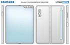 三星新专利:新一代Galaxy Fold可防水