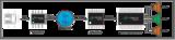 <font color='red'>技术</font>文章—双节锂电池供电移动2.1音响音频放大升压<font color='red'>充电</font>