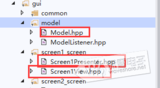 7.TouchGFX<font color='red'>界面</font><font color='red'>应用</font>多屏幕传参