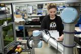 优傲<font color='red'>机器人</font>探讨在经济不明朗时期如何保持业务的连续性