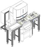 海克斯康OMM双工位上下料自动测量,让测量无需等待
