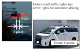 日本研发新技术 帮助自动驾驶车辆识别150<font color='red'>米</font>外的交通灯