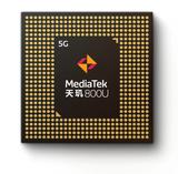 <font color='red'>MediaTek</font> 5G天玑800再度升级, 双卡双待,7nm工艺