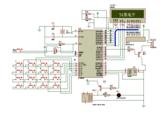 单片机电子密码锁代码+Proteus仿真(24C02+<font color='red'>LCD</font>1602显示)