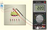 <font color='red'>数字式</font>万用表测量交流电压的步骤和方法及注意事项