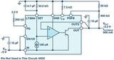 负线性稳压器如何增加负载电流并降低输出噪声