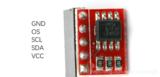 MSP430 单片机 读取 程序 LM75A LM75 <font color='red'>温度传感器</font>