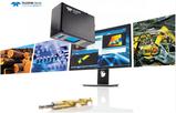 Z-Trak2 3D轮廓传感器可实现最高45000行轮廓线/秒的扫描速度