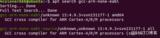 Linux下开发stm32(一)   使用gcc-<font color='red'>arm</font>-none-eabi工具链编译