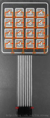 4X4矩阵键盘扫描 基于<font color='red'>MC9S12XEP100</font>