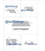 <font color='red'>realme</font>的磁性无线充电方案MagDart或可支持多种设备