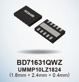 ROHM开发出<font color='red'>充电</font>控制IC,支持新型二次电池等低电压<font color='red'>充电</font>
