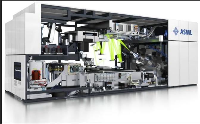 精益求精,ASML正在開發下一代EUV光刻機