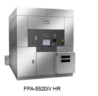 """佳能推出i线光刻机高分辨率新产品""""FPA-5520iV HR Option"""""""