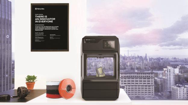 更高性能更高性价比,MakerBot的3D打印机Method