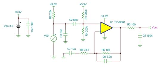 擁有最小的運算放大器設計麥克風電路是如何設計出來的