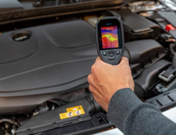 产能布局,黑科技,前瞻技术,FLIR热成像摄像头,FLIR TG275热成像摄像头,FLIR热成像测试车辆,FLIR TG275自动驾驶测试
